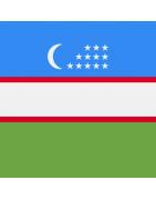Registration and management services for Uzbekistani domain names