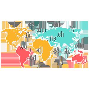 Asian Domains